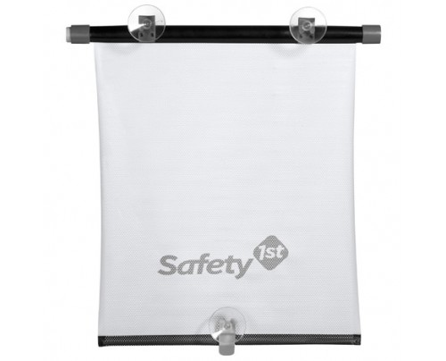 Safety First Deluxe Roller Shade (2pk)